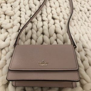 KATE SPADE Toasted Wheat Cameron Street Crossbody